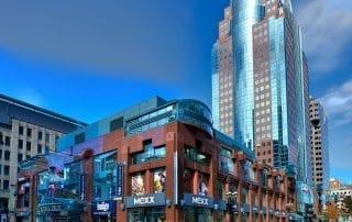 architecture reliance construction montreal montréal gratte ciel high rise downtown centre ville