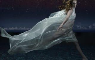 poesie poetry visual visuelle beaute beauty woman portrait femme romantique romantic spiritual spirituel reveur dreamy star starry étoile étoilé dance Charlotte barton artistique artistic