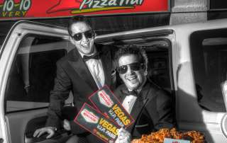 claude charlebois photographe strategic objectives pizza hut advertising publicité gagnants concours